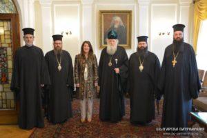 Βουλγαρία : Η Πρέσβης των ΗΠΑ στον Πατριάρχη – Τι συζήτησαν