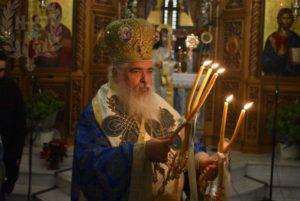 Πανηγύρισε η Ιερά Μονή Μεταμορφώσεως του Σωτήρος Χορτιάτη