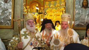 Χειροτονία του Επισκόπου Ταμιάθεως στην Αλεξάνδρεια (ΦΩΤΟ)
