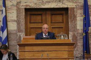 """Παρέμβαση του Προέδρου Διακοινοβουλευτικής Συνέλευσης της Ορθοδοξίας: """"Δεν πρέπει να μένουμε απαθείς μπροστά στις επιπτώσεις του εκκλησιαστικού σχίσματος"""""""