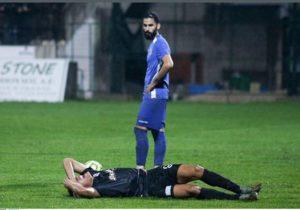 O ποδοσφαιριστής του ΠΑΟΚ Λέο Ζαμπά εκφράζει την πίστη του στον Θεό