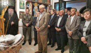 Πύργος: Iεροπρεπής η εορτή των Εισοδίων της Θεοτόκου, στο Στρατόπεδο της ΣΕΤΤΗΛ