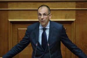Υπουργός Επικρατείας στον ΣΥΡΙΖΑ για αναθεώρηση : Δεν εμποδίζεται συνταγματικά το ουδετερόθρησκο κράτος