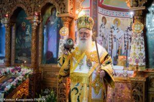 ΒΕΡΟΙΑ: Εορτάστηκε η μνήμη του Οσίου Ιακώβου Τσαλίκη (ΦΩΤΟ)