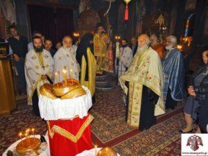 ΣΠΑΡΤΗ – Μετόχι της Ιεράς Μονής Ιβήρων: Τα Εισόδια της Θεοτόκου υπό του Ευσταθίου