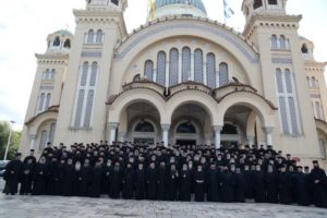 ΠΑΤΡΑ: Η Μητρόπολη Πατρών ζητά από τον πρωθυπουργό να επανεξετάσει το θέμα των διατάξεων για τη βλασφημία