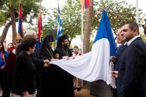 Καλαμάτα: Μνημείο αφιερωμένο στη Γενοκτονία των Αρμενίων