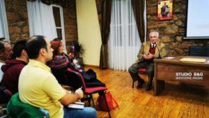 Ι.Μ. Αργολίδας: Επιμορφωτικό σεμινάριο Βυζαντινής Μουσικής
