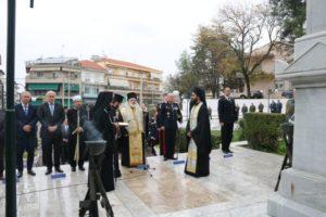 Τιμήθηκε η Ημέρα των Ενόπλων Δυνάμεων στο Διδυμότειχο (ΦΩΤΟ)