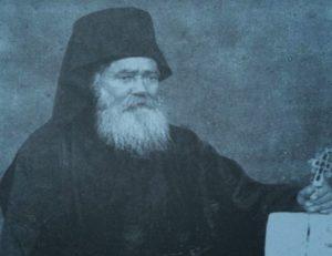 Ιερομόναχος Μακάριος Αγιορείτης (10 Νοεμβρίου 1913)