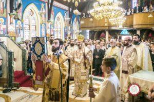 Αυστραλία: Η εορτή του Αγίου Νεκταρίου στο Σύνδεϋ