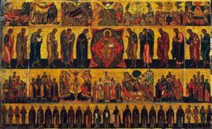 Άγιοι Προστάτες Ασθενειών