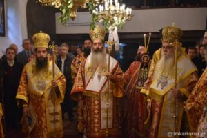 Καστοριά: Τίμησε με λαμπρότητα τον Πολιούχο Αγιο Μηνά και τα Ελευθέρια (ΦΩΤΟ)