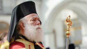 Ένταση και σύγχυση στην Κύπρο με τον Πατριάρχη Αλεξανδρείας και τον Επιφάνιο