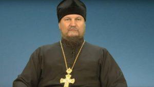 Ουκρανός Αρχιμανδρίτης: «Η Εκκλησία της Ελλάδος άρχισε τον διχασμό των Ορθοδόξων»