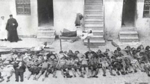 Η γενοκτονία των Αρμενίων από την Τουρκία (1915)