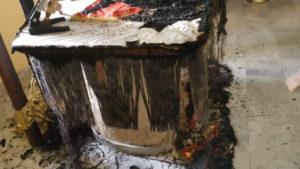 ΧΙΟΣ : Βεβήλωσαν Ιερό Ναό στο Χαλκειό και έκαψαν την Αγία Τράπεζα