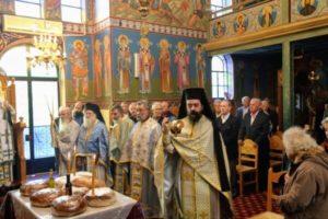 Η εορτή του Αγίου Σπυρίδωνος στην Ι.Μ. Ναυπάκτου