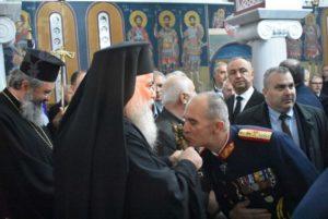 Λαμπρός εορτασμός της Αγίας Βαρβάρας στη Μητρόπολη Νεαπόλεως