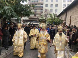 Η Κοζάνη τίμησε τον Πολιούχο της Αγιο Νικόλαο (ΦΩΤΟ)