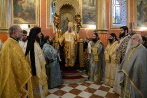 Η εορτή του Αγίου Νικολάου στη Μητρόπολη Πατρών (ΦΩΤΟ)