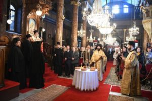 Βαρθολομαίος: «Δε νοείται μεταξύ Αγίου Όρους και Κωνσταντινουπόλεως καμία διαφοροποίησις»
