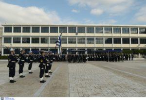 Η εορτή του Αγίου Νικολάου στη Σχολή Ναυτικών Δοκίμων στον Πειραιά
