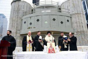 Αμερικής: «Με τη βοήθεια Του Θεού θα ολοκληρωθούν τα έργα στον Αγιο Νικόλαο στο Μανχάταν»