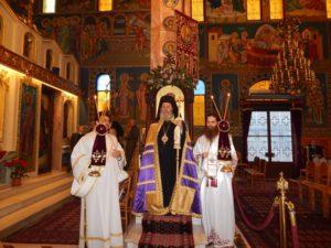 Η Εορτή του Οσίου Παταπίου στην Πάτρα