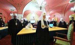 Μόσχα:  Διακόπτουμε την κοινωνία με το Πατρ. Αλεξανδρείας -Ιστορική απόφαση -ΣΧΙΣΜΑ