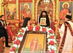 Ιεροσόλυμα : Η Εορτή της Αγίας Αικατερίνης στο Πατριαρχείο