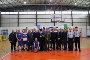 Σε φιλανθρωπικό αγώνα μπάσκετ ο Διδυμοτείχου Δαμασκηνός