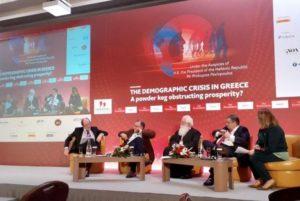 Δημητριάδος Ιγνάτιος: «Η αντιμετώπιση του Δημογραφικού προβλήματος»