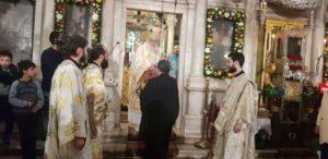 ΚΕΡΚΥΡΑ: Χιλιάδες λαού στον Αγιο Σπυρίδωνα