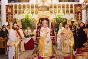 Διδυμοτείχου Δαμασκηνός: «Οι αρετές του Αγίου Σπυρίδωνος»