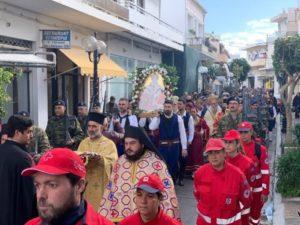 Η Κίσαμος εόρτασε τον φύλακα άγγελο της, Αγιο Σπυρίδωνα