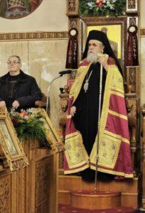 Το «Καύχημα των Ορθοδόξων» εορτάστηκε περίλαμπρα στον Αγιο Σπυρίδωνα Πύργου