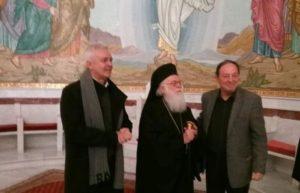 Το ευχαριστώ και οι ευχές του Αρχιεπισκόπου Αναστάσιου στους Λαρισαίους