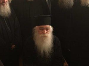 Πετρούπολη: Στον Ι.Ν. Αγίας Τριάδος ο π. Ανανίας Κουστένης