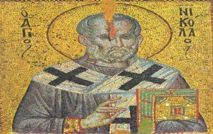 Ο Άγιος Νικόλας τιμάται ιδιαίτερα στο Άγιον Όρος
