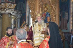 Ι.Μ.Ελευθερουπόλεως: Η εορτή των Πέντε Μαρτύρων στο Ορφάνιο