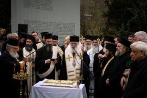 Παυλόπουλος και Ιερώνυμος στα Καλάβρυτα για την επέτειο του ολοκαυτώματος