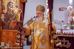 Ι.Μ. Βεροίας: Εορτάστηκε η μνήμη του Αγίου Σπυρίδωνος (ΦΩΤΟ)