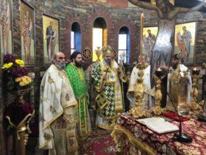 Η εορτή του Αγίου Σπυρίδωνος στα Μύρα Λάρισας (ΦΩΤΟ)