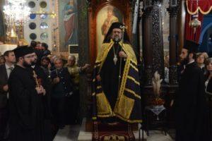 Εσπερινός του Αγίου Νικολάου στη Μητρόπολη Μεσσηνίας (ΦΩΤΟ)