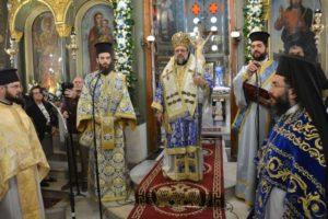 Καλαμάτα: Λαμπρός ο εορτασμός του Αγίου Νικολάου