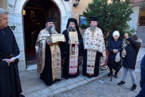 Η Βόνιτσα τίμησε τον Πολιούχο της Άγιο Σπυρίδωνα