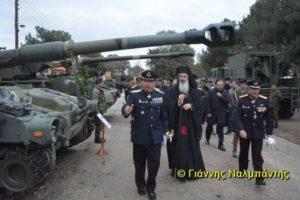 Αλεξανδρούπολη: Τιμήθηκε η Αγία Βαρβάρα (ΦΩΤΟ)