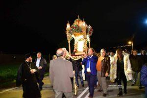 Άργος: Πανηγυρικός εσπερινός για τον Άγιο Νικόλαο στην Ακοβα
