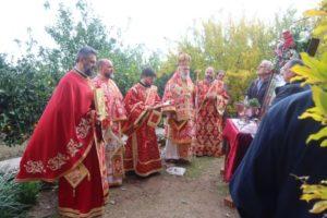 ΣΥΡΟΣ: Στον Αγιο Σπυρίδωνα ο Μητροπολίτης Δωρόθεος (ΦΩΤΟ)